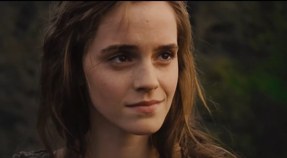 Emma Watson was 22 years old when filming Noah as Ila, Noah's adopted daughter-in-law