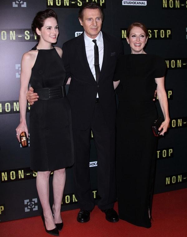 'Non-Stop' Paris premiere