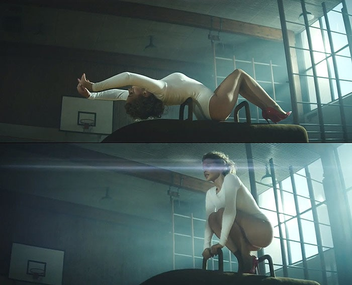 Kylie Minogue Sexercize video 2