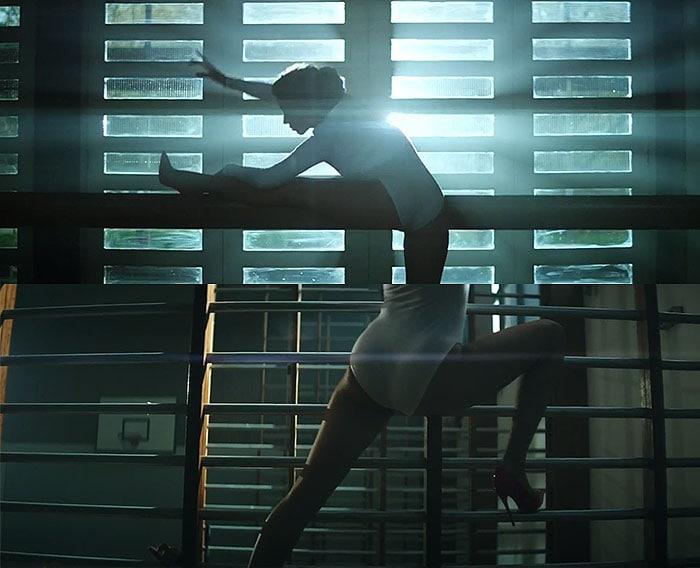 Kylie Minogue Sexercize video 3