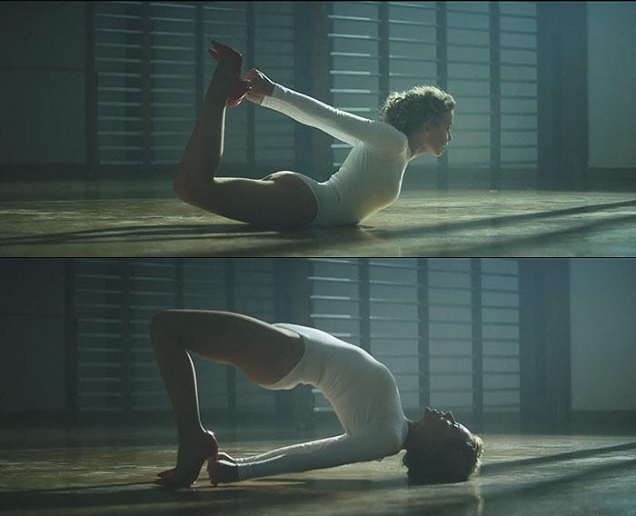 Kylie Minogue 'Sexercize' music video