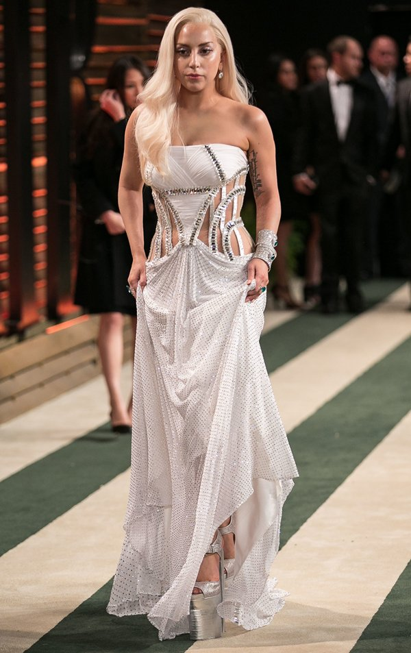 Lady Gaga Oscars4