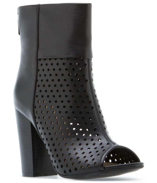 Leila Stone Melesa Ankle Boots