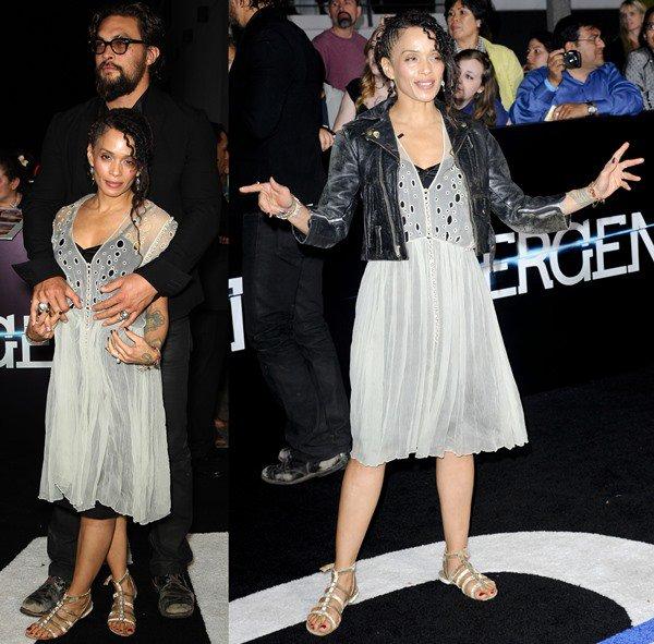 "Premiere Of ""Divergent"""