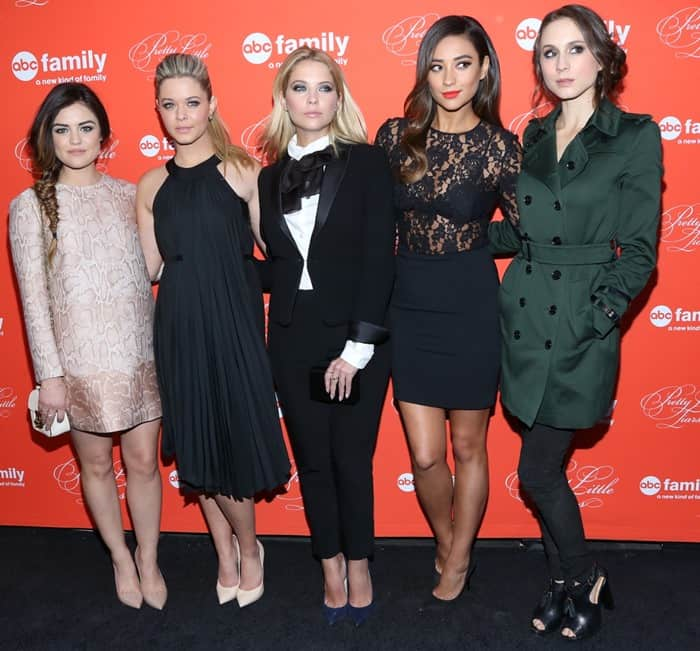 the Pretty Little Liars season finale screening ny