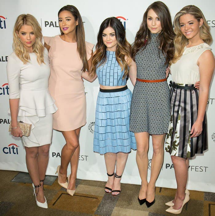 PaleyFest 2014 - 'Pretty Little Liars'