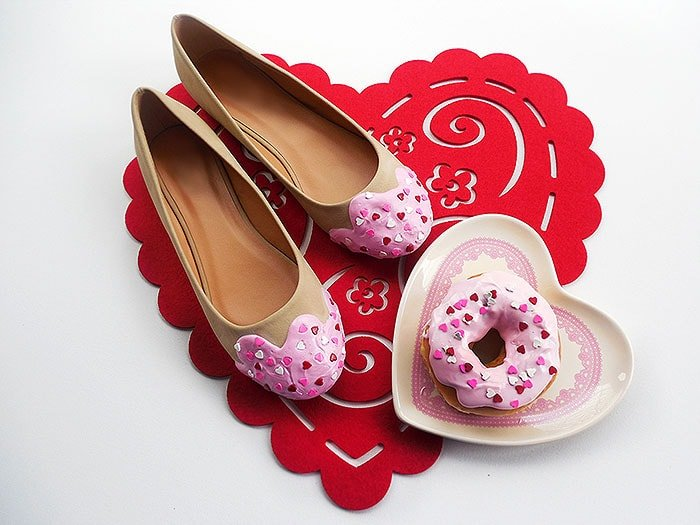 Special Edition Valentine's Sprinkle Flats