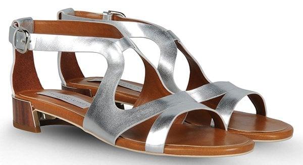 "Stella McCartney ""Lily"" Sandals"