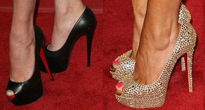 10 Shoe Styles To Steal From The Qvc Pre Oscar Party