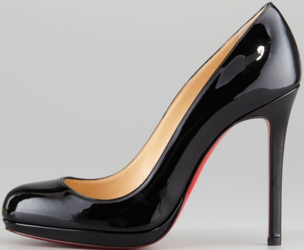 "Christian Louboutin ""Neofilo"" Pumps in Black"