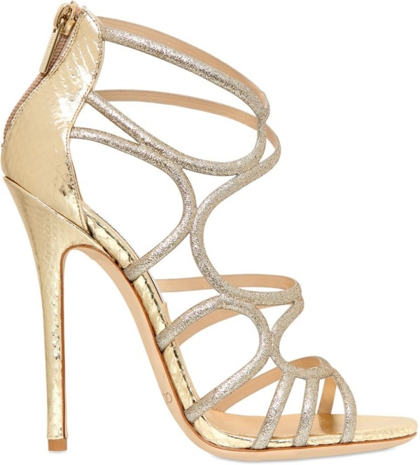 "Jimmy Choo ""Sling"" Sandals"