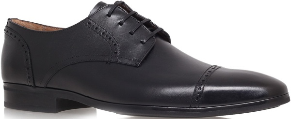 "Kurt Geiger London ""Grant"" Lace-up Shoes in Black"