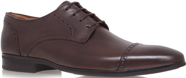 "Kurt Geiger London ""Grant"" Lace-up Shoes in Brown"