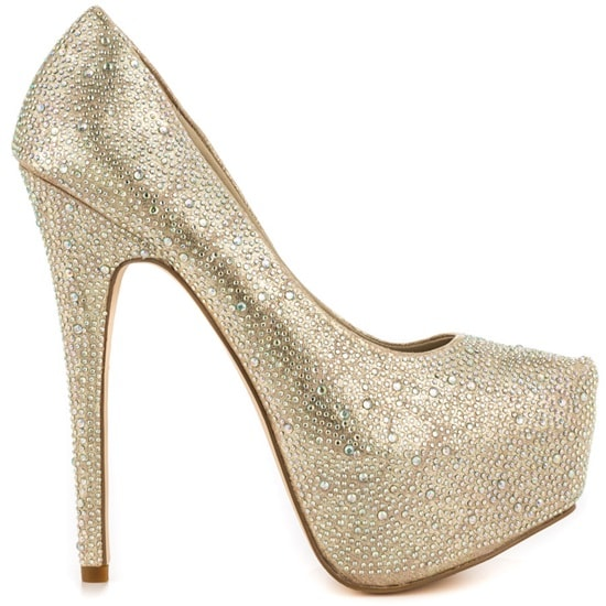 Luxe by JustFab Turlington Pumps