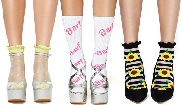 c0ebe3ba9fc 5 Chic Ways to Wear Socks With Sandals This Summer