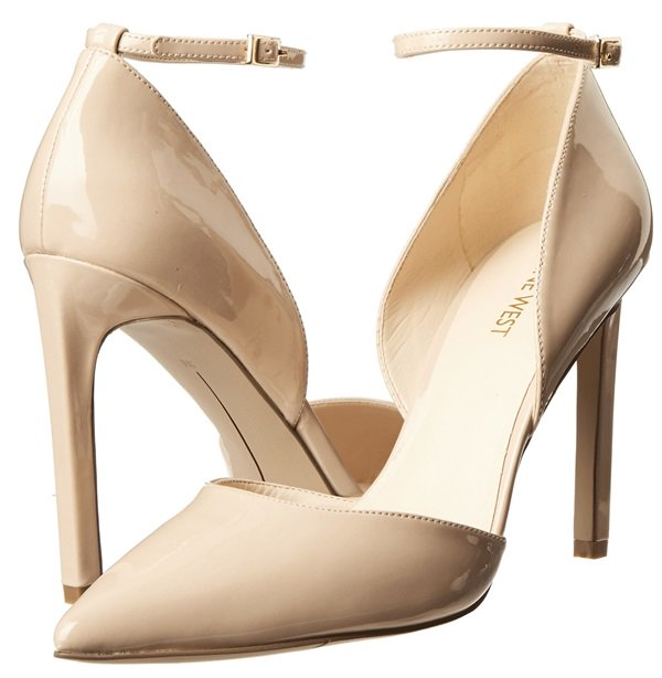 Nine West Timeforsho Pumps in Natural