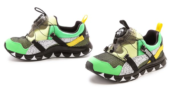 Puma x Solange Girls of Blaze Disc Tire Sneakers