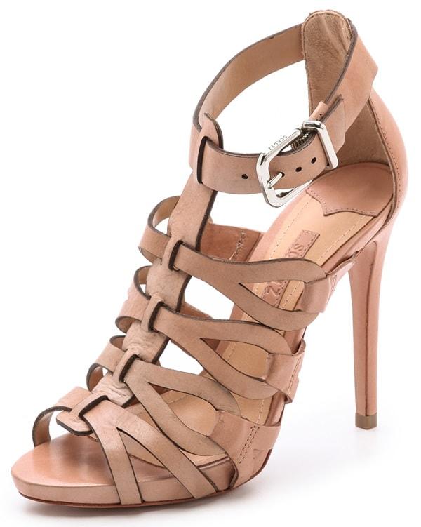 Schutz 'Eirininn' Cutout Sandals