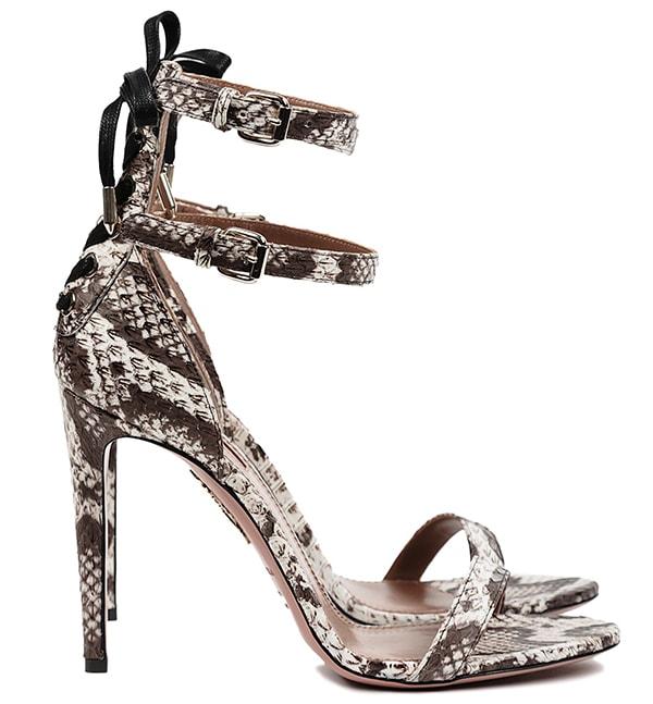 Aquazzura Saharienne Sandals1