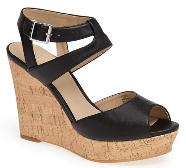 BP Julia Wedge Sandals