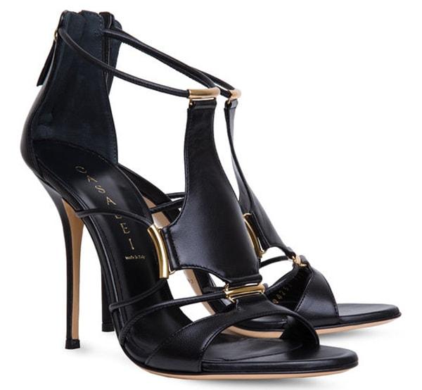 Casadei Trikini Sandals