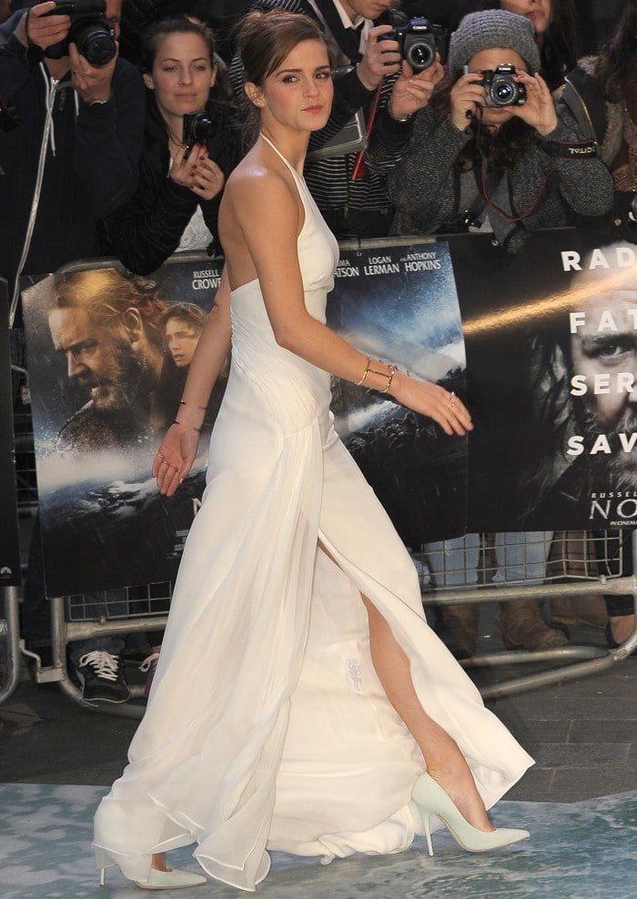 """Noah"" - UK Premiere - Red Carpet Arrivals"