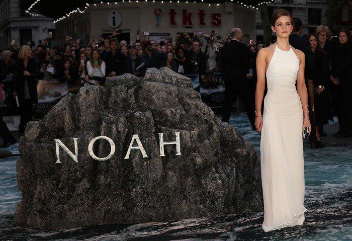 Noah - UK film premiere