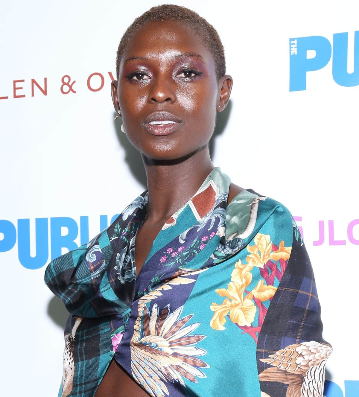 British actress Jodie Turner-Smith is known for her work in The Last Ship (2017), Nightflyers (2018), Queen & Slim (2019), and Without Remorse (2021)