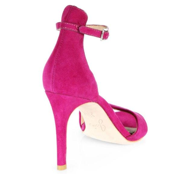 Joie Jaclyn Suede Sandals1