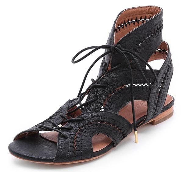 Joie Toledo Sandals Black