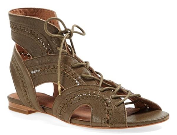 Joie Toledo Sandals Gravel