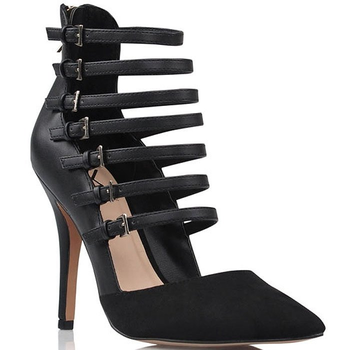 Kardashian Kollection Lovita strappy pumps