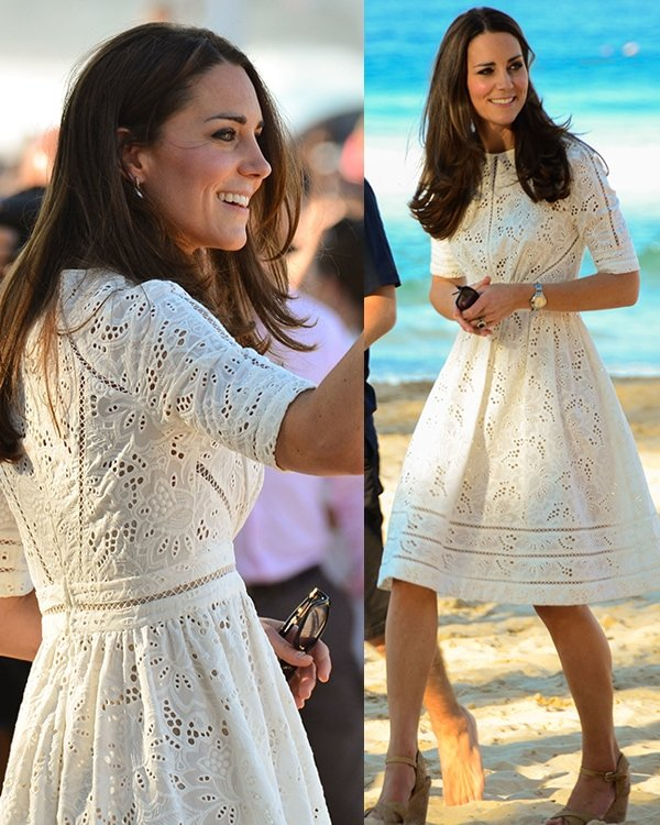 Kate Middleton Manly Beach Sydney Australia1