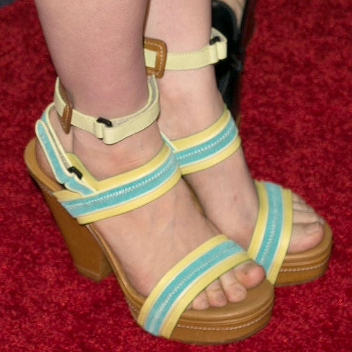 Kimberly Brook Tommy Hilfiger sandals