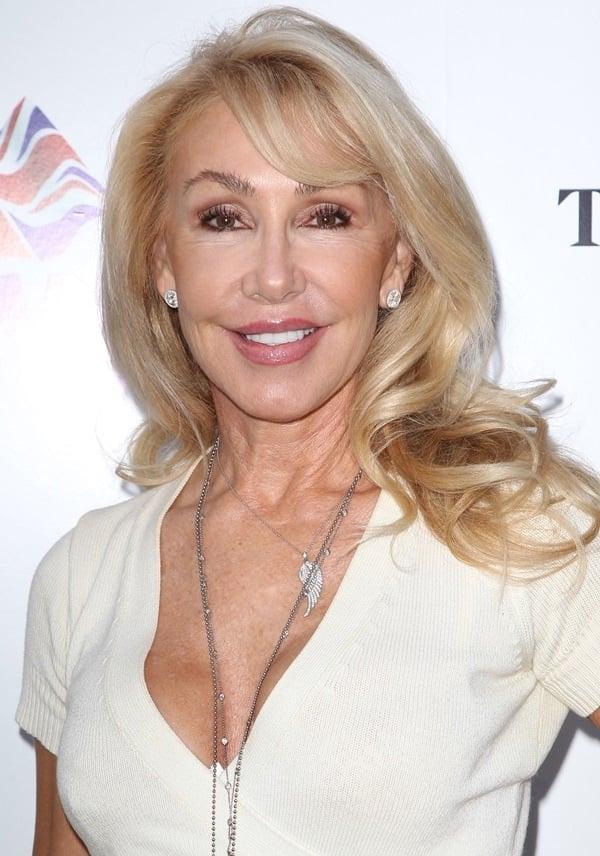 Bruce Jenner's ex-wife, Linda Thompson