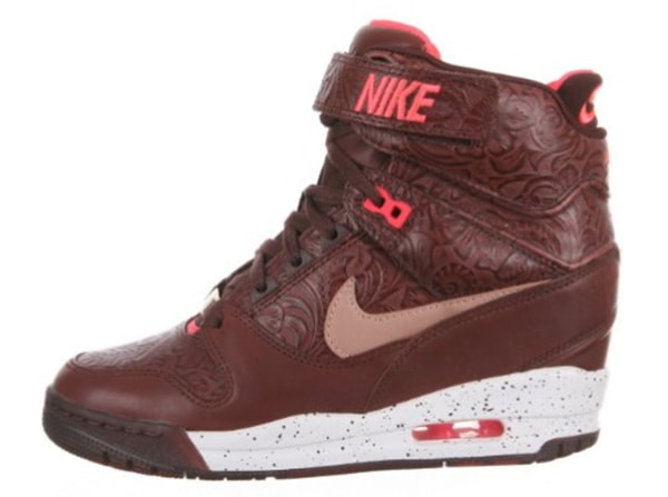 "Nike ""Air Revolution Sky Hi"" Wedge Sneakers"