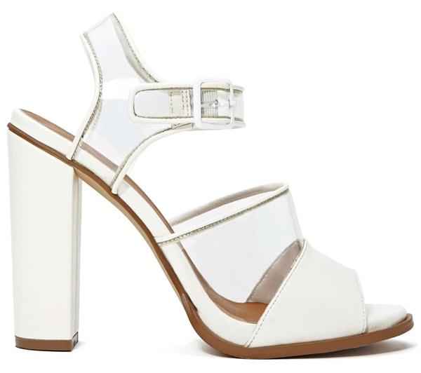 Shoe Cult Clarity Sandal2
