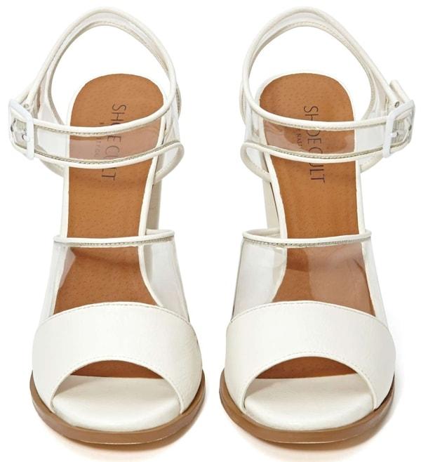 Shoe Cult Clarity Sandal4