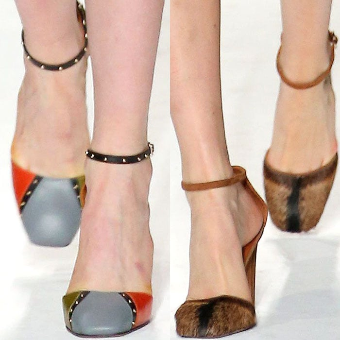 Valentino Fall 2014 shoes 2