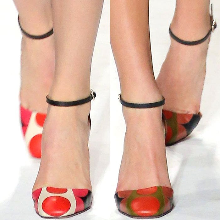 Valentino Fall 2014 shoes 3