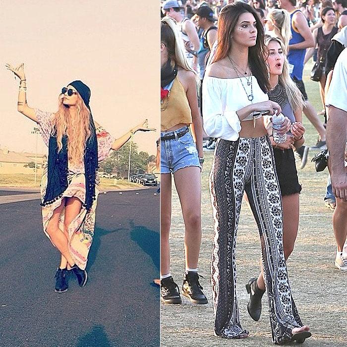 Vanessa Hudgens vs Kendall Jenner 2