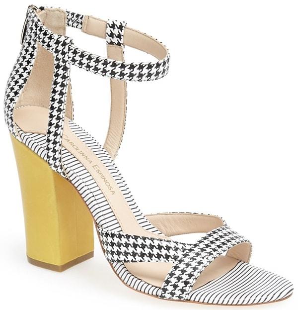 carolina espinosa allentown sandals