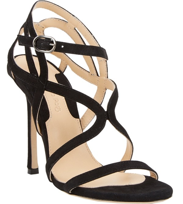 chelsea paris strappy sandal