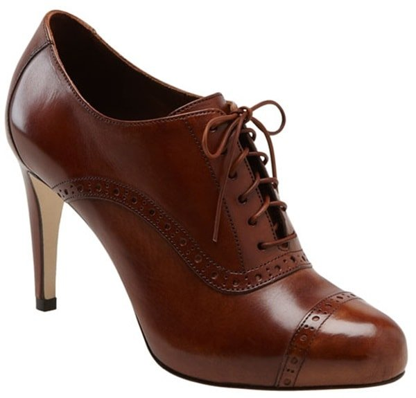 """Cole Haan """"Air Violet"""" Lace-Up Oxfords"""