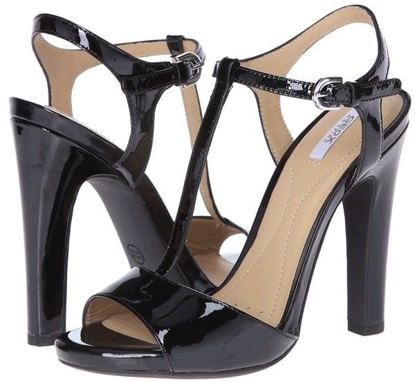 "Geox ""D Liz"" T-Strap Sandals"