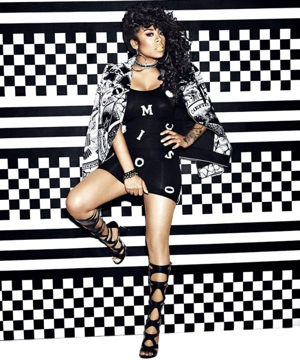 Keyshia Cole by Steve Madden