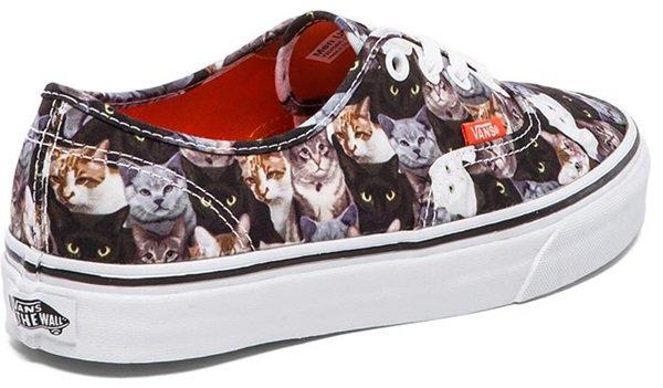 vans sneakers in cats 2