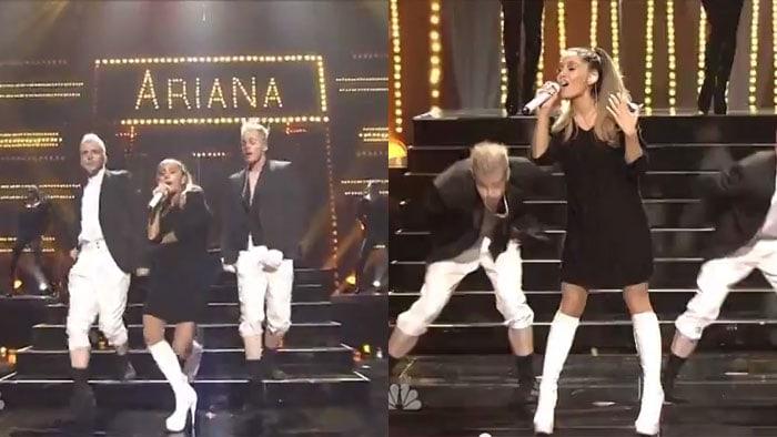 Ariana Grande iHeartRadio 2014 performance