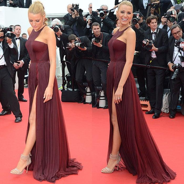 Blake Lively Cannes Film Festival 2014