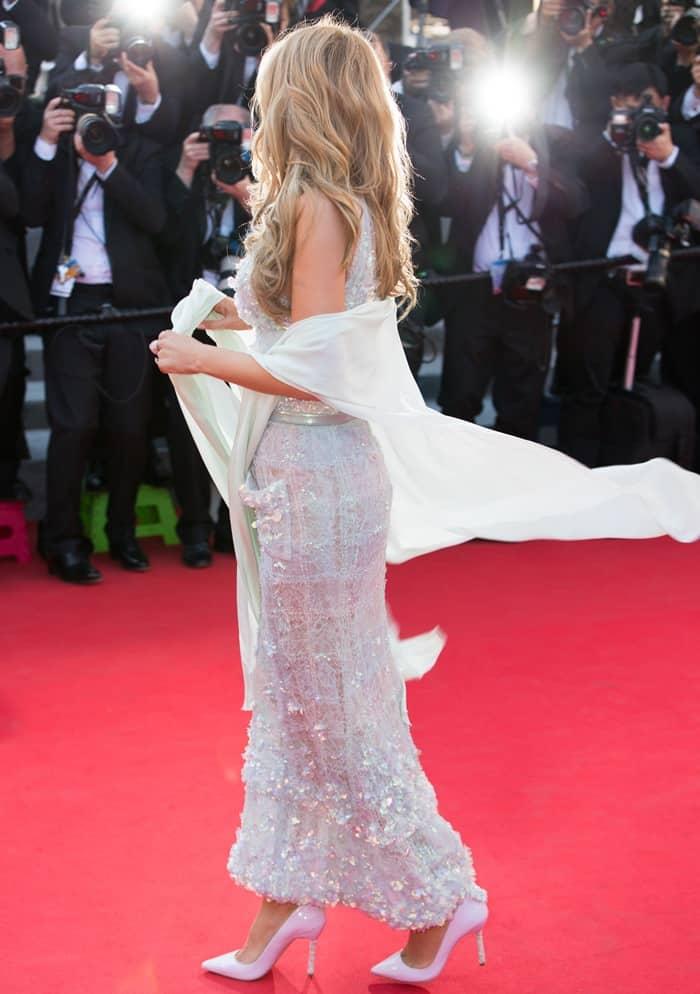The 67th Annual Cannes Film Festival - 'Mr Turner' - Premiere